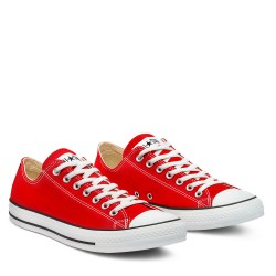 CONVERSE ALL STAR OX RED -...
